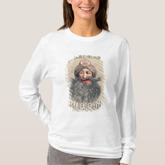 T-shirt Affiche pour une pantomime de Noël