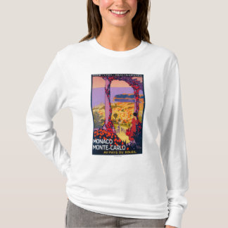 T-shirt Affiche promotionnelle de voyage