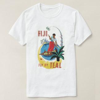 T-shirt Affiche vintage océanique d'art de voyage des