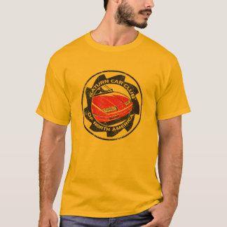 T-shirt affligé d'or logoed par SCCNA