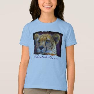 T-shirt africain d'art de Faune-amant de grand