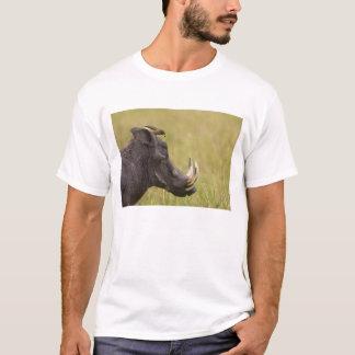 T-shirt Africanus commun de Phacochoerus de Warthog) avec
