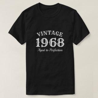 T-shirt Âgé chemise de l'anniversaire des hommes de la
