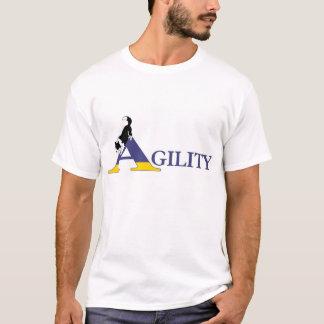 T-shirt Agilité canine