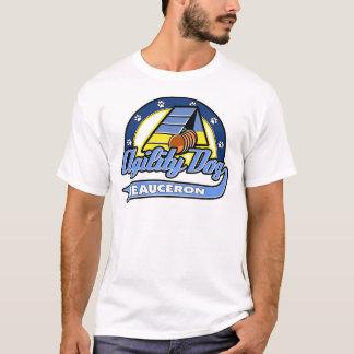 T-shirt Agilité de Beauceron de base-ball