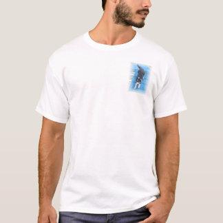 T-shirt Agilité de border collie
