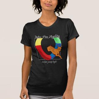 T-shirt Agilité minimum de Pin