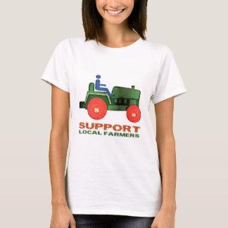 T-shirt Agriculteurs de soutien