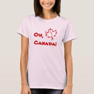 T-shirt Ah, le Canada !