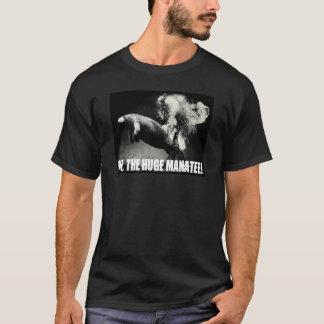 T-shirt Ah, le lamantin énorme !
