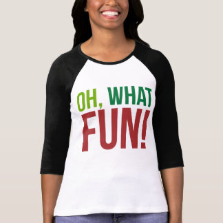T-shirt Ah, quel amusement !