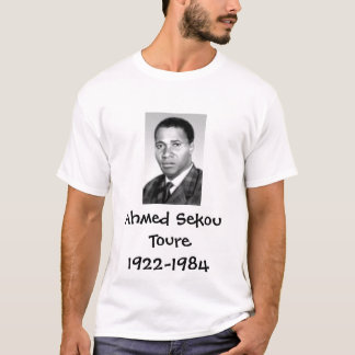 T-shirt Ahmed Sekou Toure1922-1984