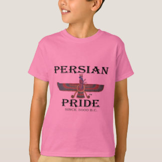 T-shirt Ahura Mazda - fierté persane