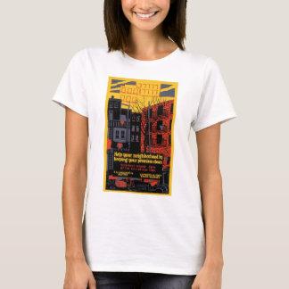 T-shirt Aidez votre voisinage