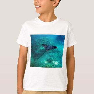 T-shirt Aigle de mer Repéré par Hawaï de baie de Hanauma