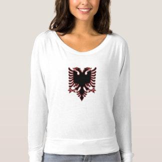 T-shirt Aigle deux-dirigé albanais
