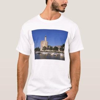 T-shirt Aigues Mortes, Rhône et canal de Sete, le Gard,