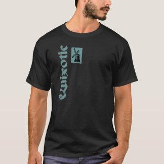 T-shirt Aile du nez donquichottesque Don Quijote de moulin