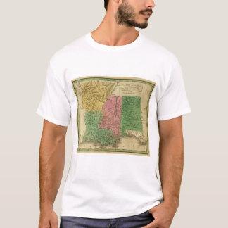 T-shirt Aile du nez, Mlle, La, arche