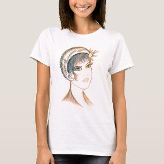 T-shirt Aileron de fantaisie