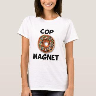 T-shirt Aimant de cannette de fil