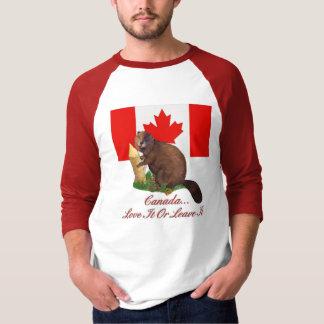 T-shirt Aimez-le ou laissez-le