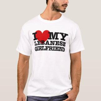 T-shirt Aimez mon amie libanaise