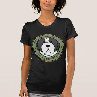 T-shirt Aimez mon Beardie