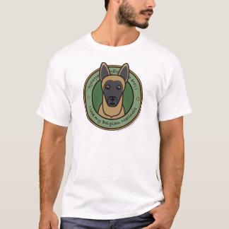 T-shirt Aimez mon Malinois