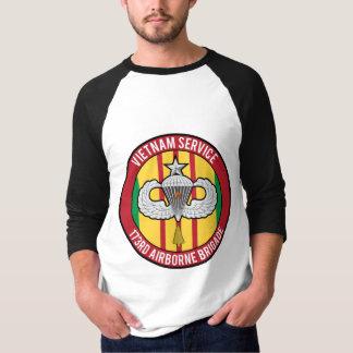 T-shirt Aîné aéroporté du Vietnam 173rd