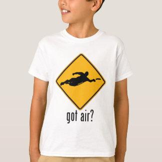 T-shirt Air obtenu ?