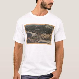 T-shirt Air ViewCarmel, CA de Carmel, la Californie