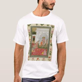 T-shirt Ajouter aux préposés et aux musiciens féminins