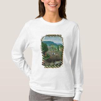 T-shirt Ajoutez 18855 octobre : labourant et semant, de BO