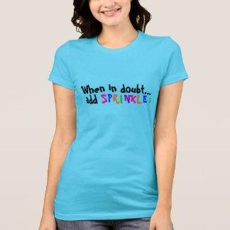 T-shirt Ajoutez arrose