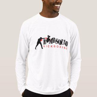 T-shirt Ajustement sec T de longue douille