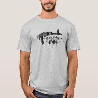 T-shirt AK-47 - chemise de la défense de zombi