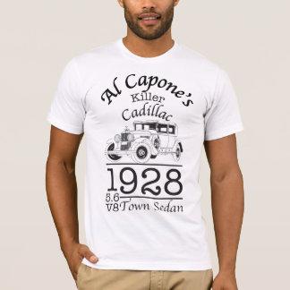T-shirt Al Capone 1928 Cadillac