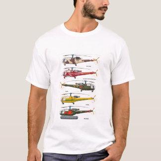 T-shirt Al-hélicoptères