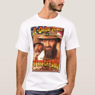 T-shirt Al - qaida Jones