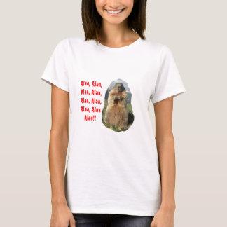 T-shirt Alan Alan Alan
