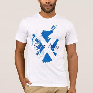 T-shirt alba de Saor