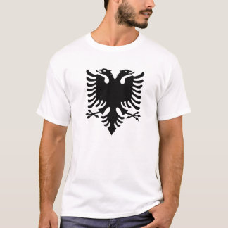 T-shirt Albanais Eagle