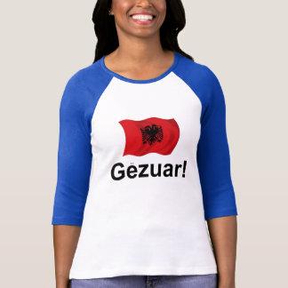 T-shirt Albanais Gezuar ! (Acclamations)