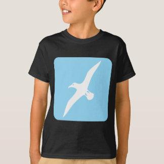 T-shirt Albatros de vol