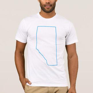T-shirt Alberta fort et libre