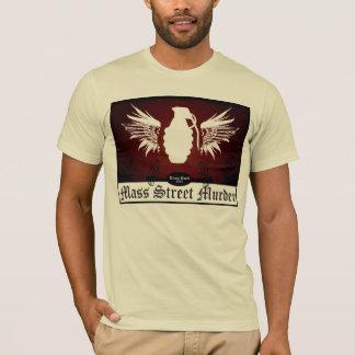 T-shirt Album 2010 de masse de meurtre de rue