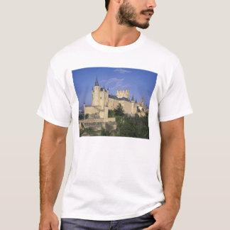 T-shirt Alcazar, Ségovie, Castille Léon, Espagne