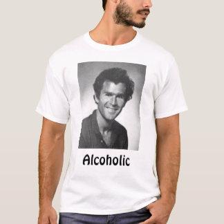 T-shirt Alcoolique