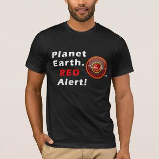 T-shirt Alerte rouge divine